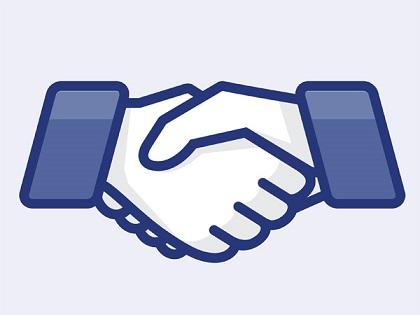 Member handshake
